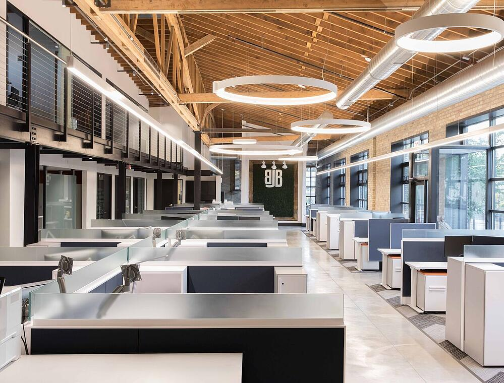 #cciinstalls Project of the Month BJB Partners + Prairie Main