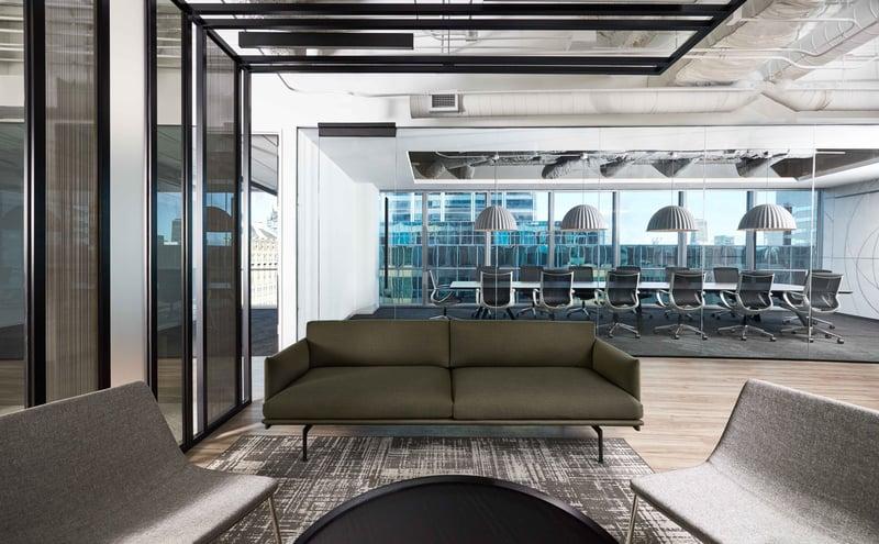 Flex Workspace+ Reception