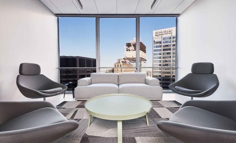 Flex Workspace+ Casual Meeting Room