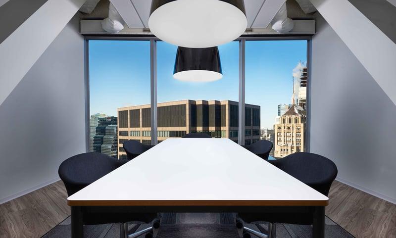 Flex Workspace+ Formal Meeting Room