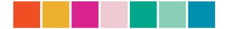 Corporate Concepts New Color Palette