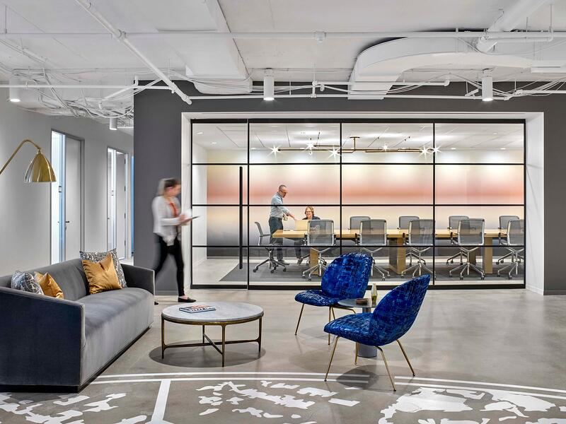 PROJECT OF THE MONTH- EDELMAN DC