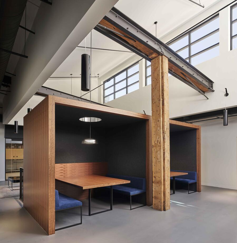 Promus Capital huddle spaces