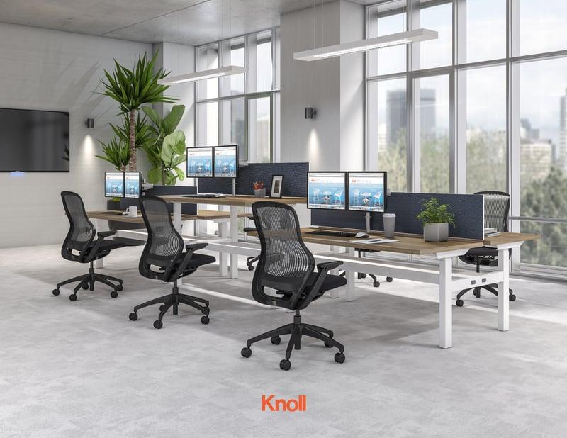 Flex Workspace+ Workstation Rendering