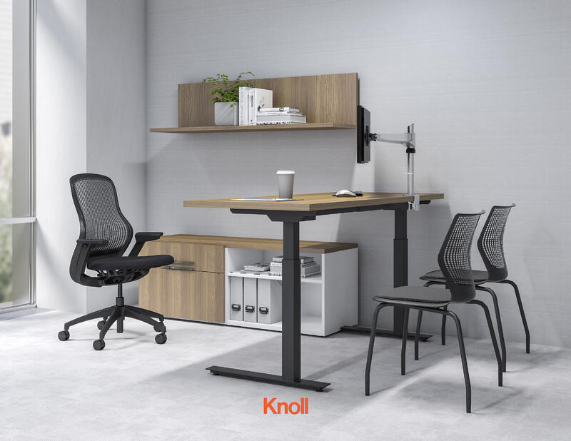 Flex Workspace+ Private Office Rendering