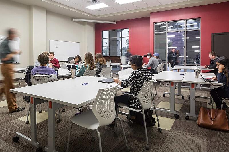 3 ELEMENTS OF EFFECTIVE LEARNING SPACES: DESIGN FOR HIGHER EDUCATION